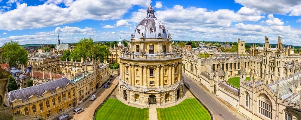 Oxford, weekend getaways from London
