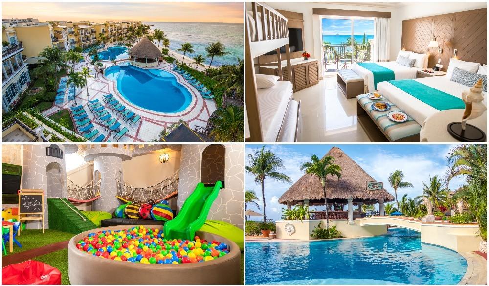 Panama Jack Resorts Playa del Carmen, Riviera Maya kid friendly resort