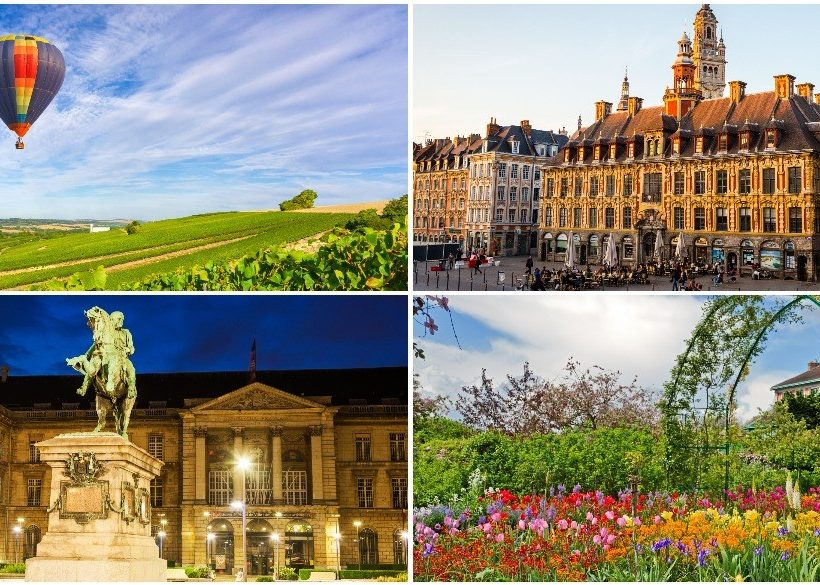 Best Overnight Getaways and Day Trips from Paris from $59