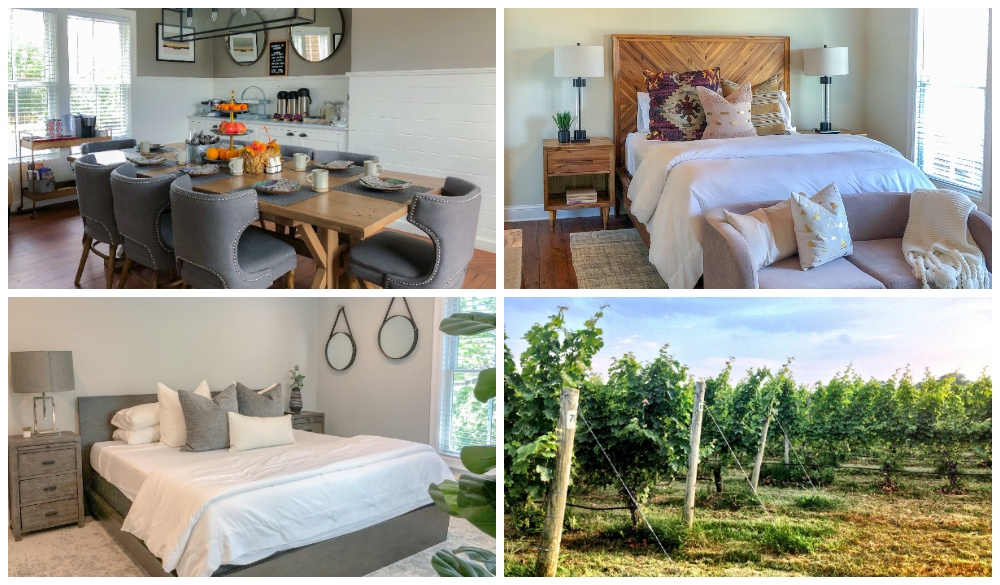 Shinn Estate Vineyards and Farmhouse, hotel for a fall getaways from New york
