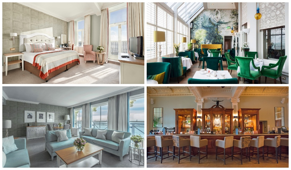 The Grand Brighton, hotel for a weekend getaways from London