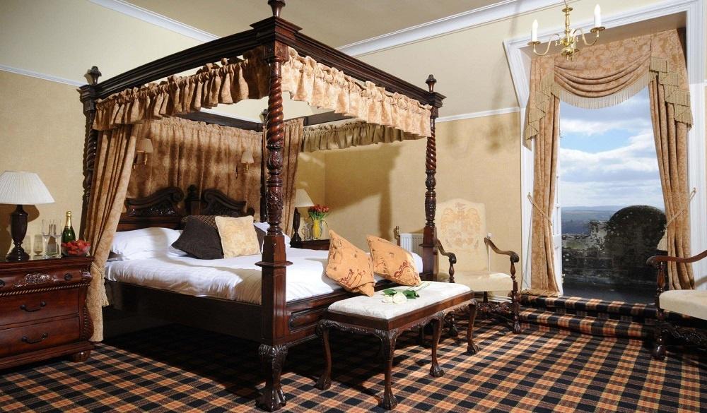 Tulloch Castle Hotel, haunted hotel
