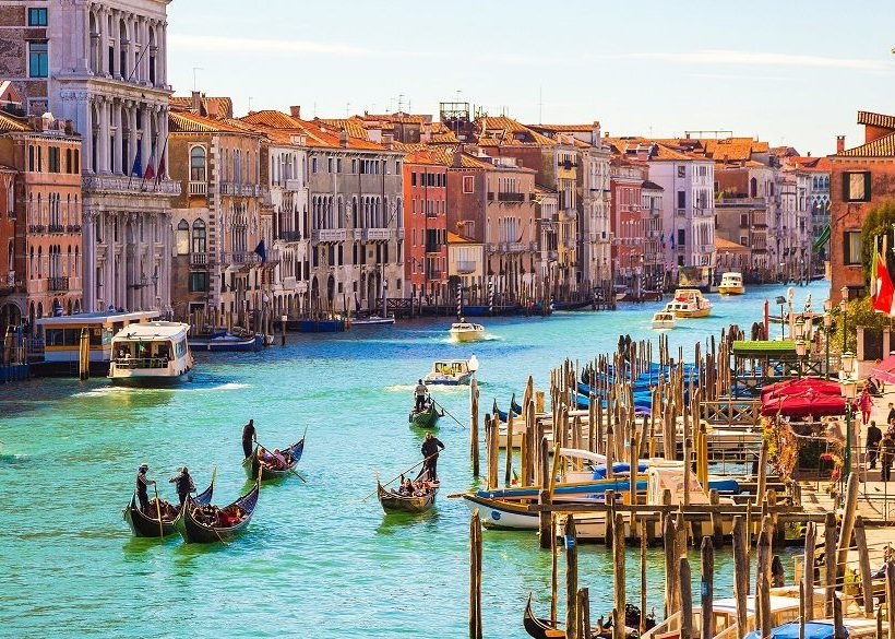 Top 14 Venice Hotels with Captivating Canal or Lagoon Views