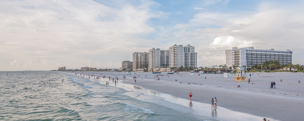 Clearwater, Florida beaches