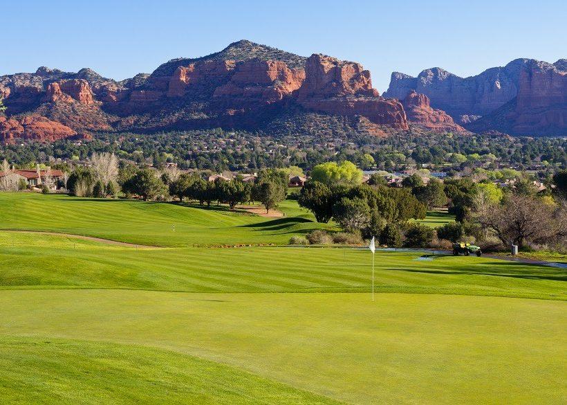 Legendary Arizona Golf Resorts in Phoenix & Scottsdale Area