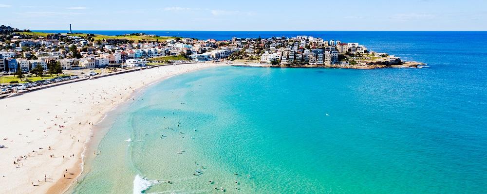 Bondi Beach, beach getaways
