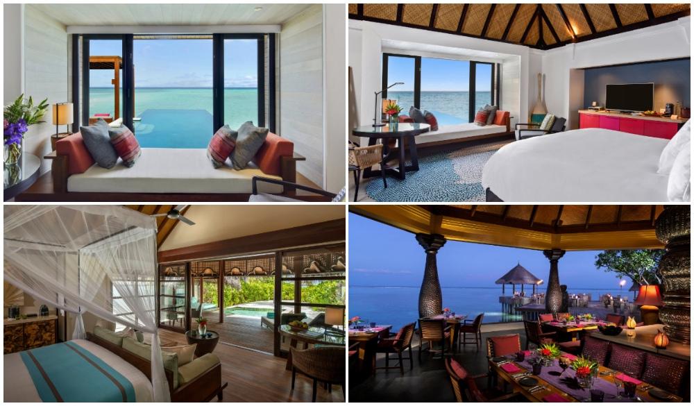 Four Seasons Resort Maldives at Kuda Huraa, beach getaways