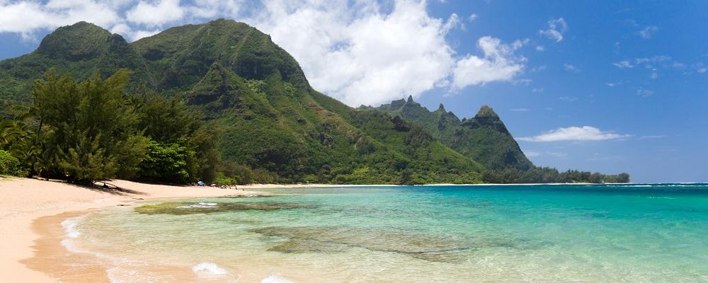 Kauai, beach getaways