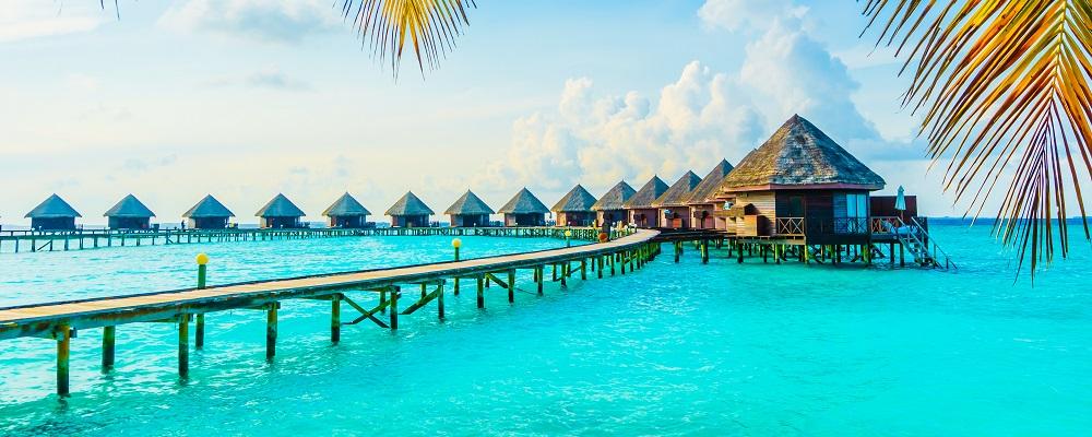 Maldives, beach getaways