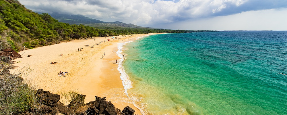 christmas beach vacations in Maui, Hawaii