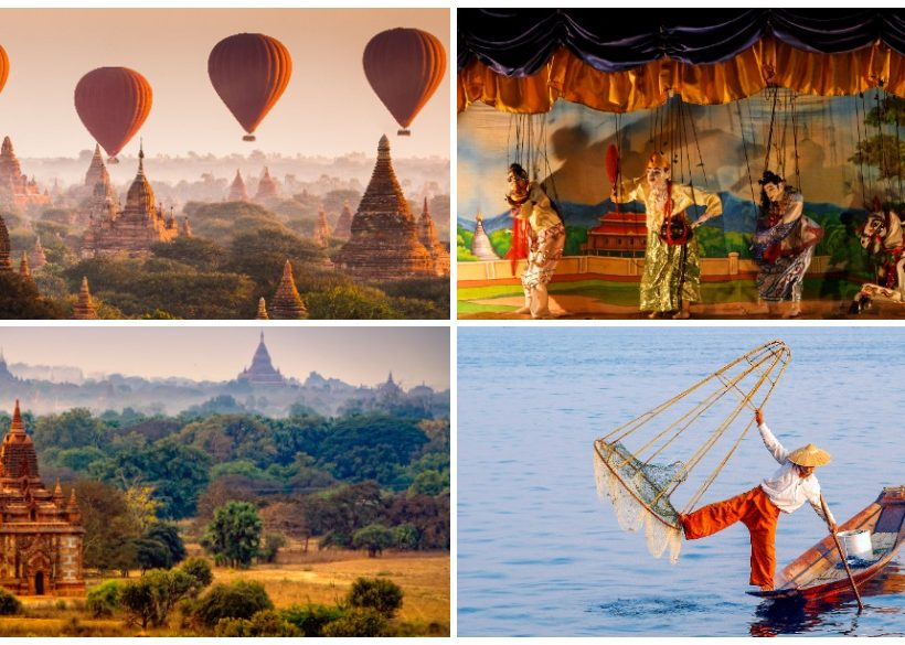 Myanmar Travel Guide: Top Attractions & Hotels from $47