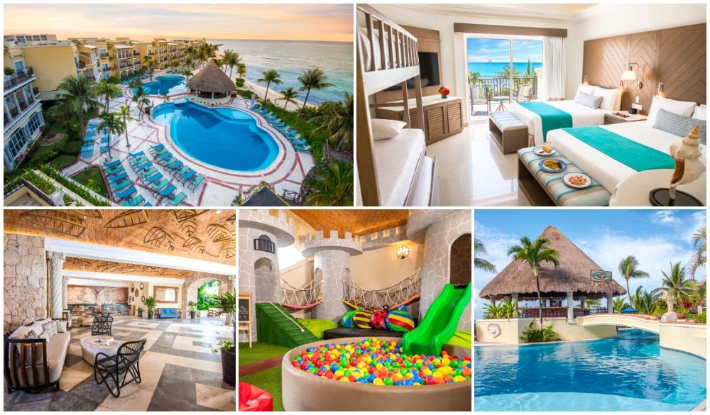 Panama Jack Resorts Gran Porto Playa del Carmen All Inclusive