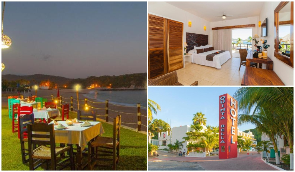 Dreams Huatulco Resort & Spa, hotels with infinity pools