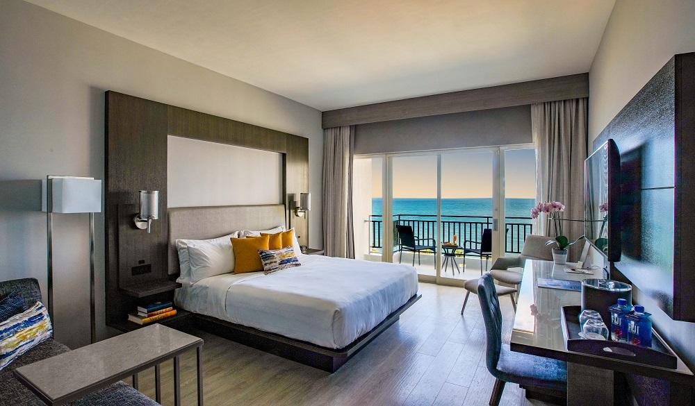 San Juan Marriott Resort & Stellaris Casino, christmas beach vacations