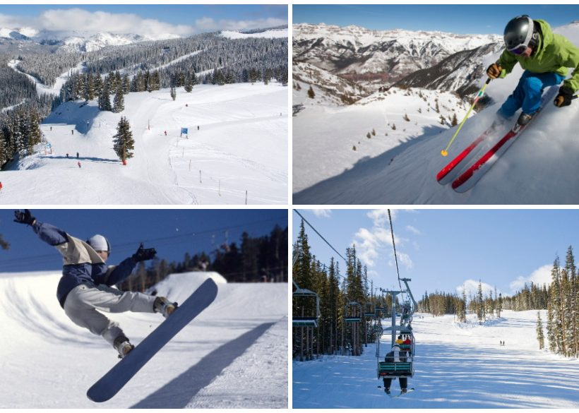 Winter Fun at Top-Rated Ski Resorts in the US from $199