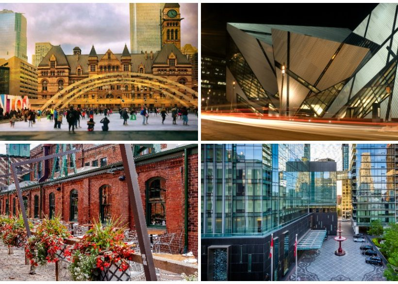 Top Winter Attractions in Toronto & Hotels from $77