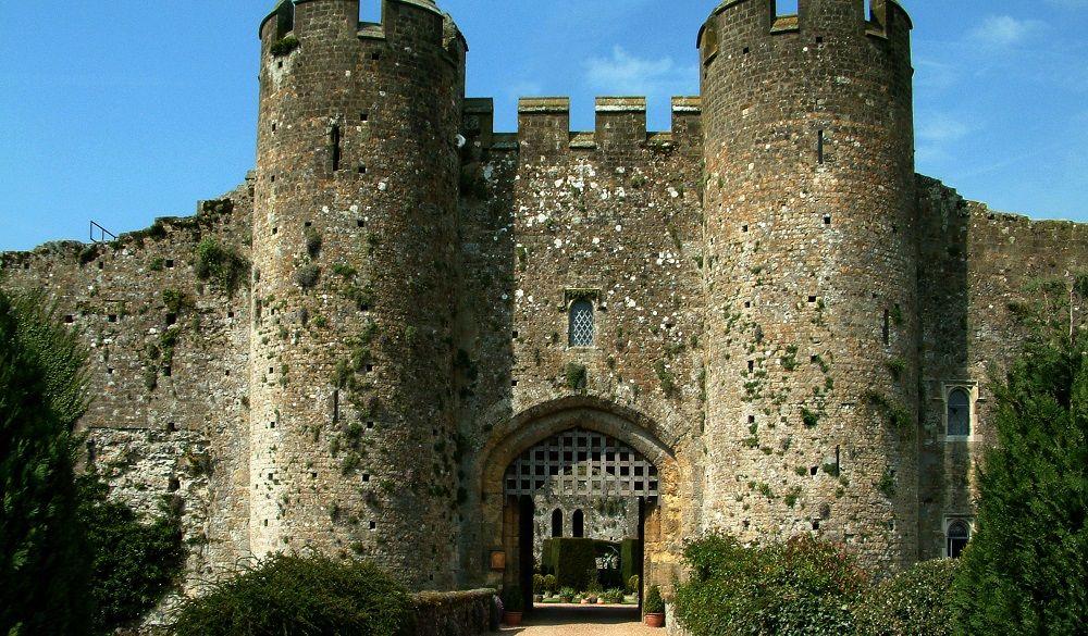 Amberley Castle- A Relais & Chateaux Hotel, romantic castle hotels