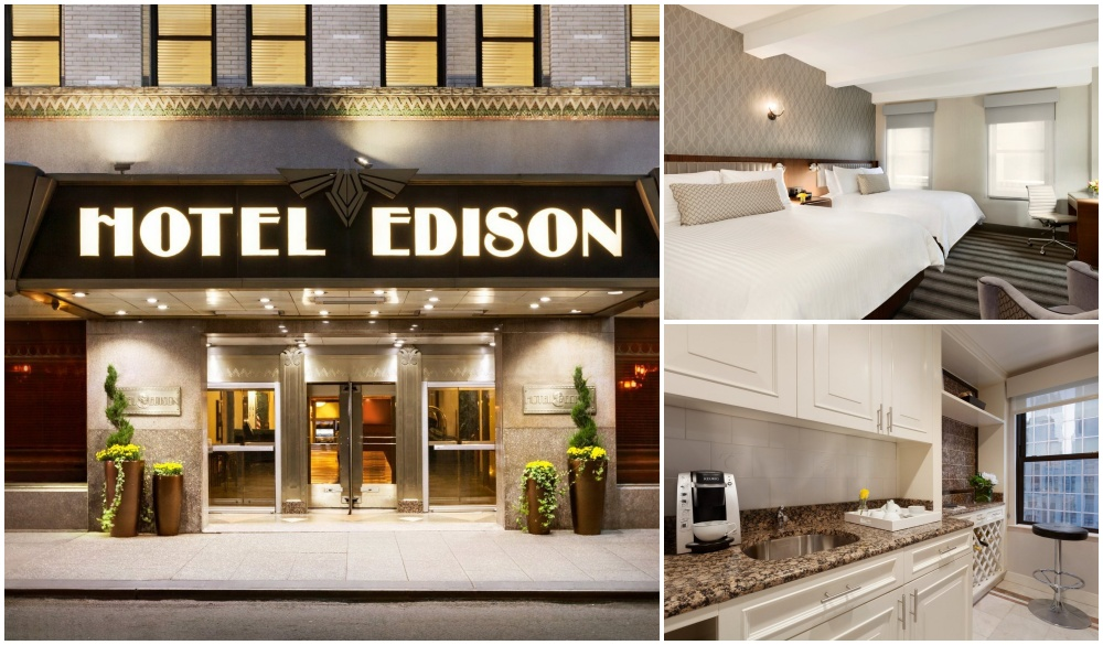 Edison Hotel New York City