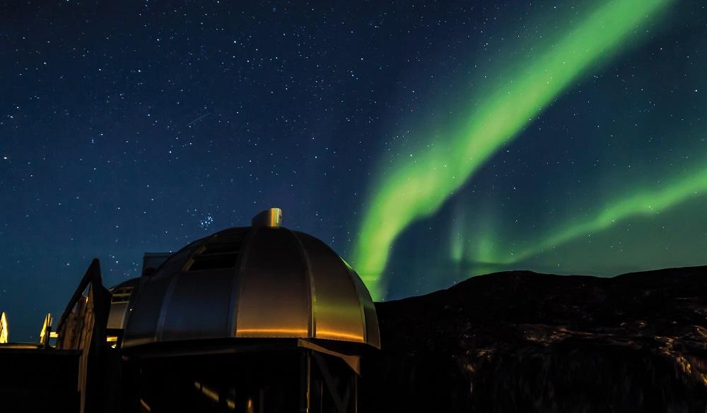 Hotel Arctic igloo hotel