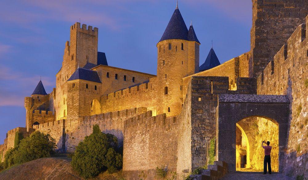 Hotel de la Cite Carcassonne - MGallery by Sofitel, romantic castle hotels