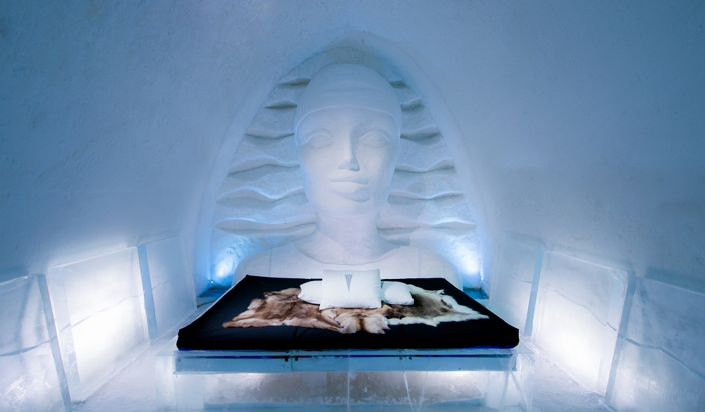 ICEHOTEL igloo hotel