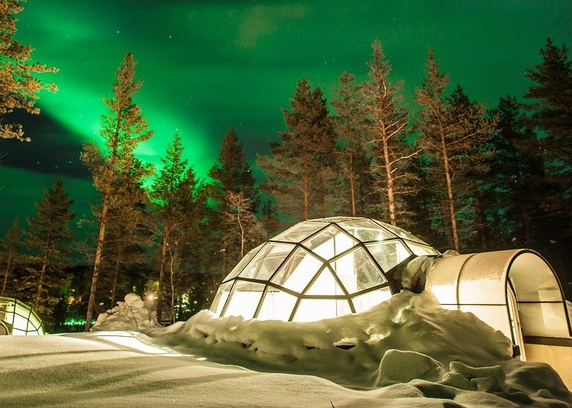 Best Ice & Igloo Hotels Around the World You Need to See