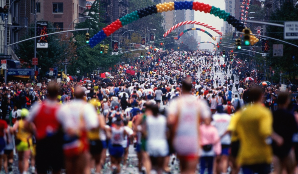 The New York City Marathon