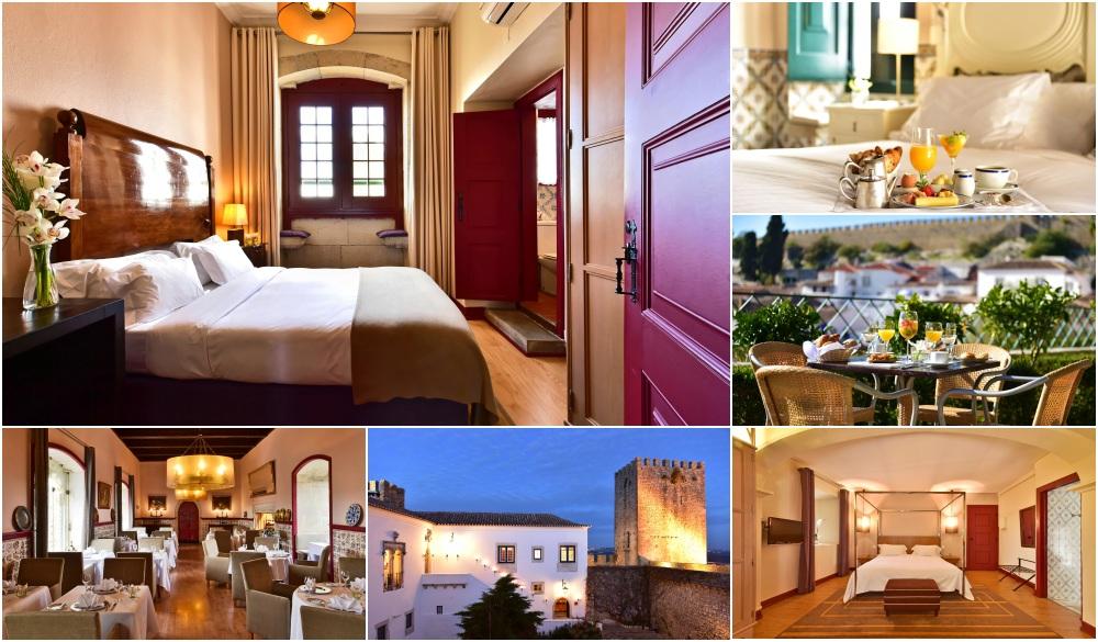 Pousada Castelo de Obidos, romantic castle hotels