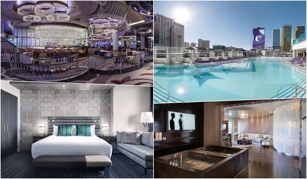 The Cosmopolitan of Las Vegas facilities for large group