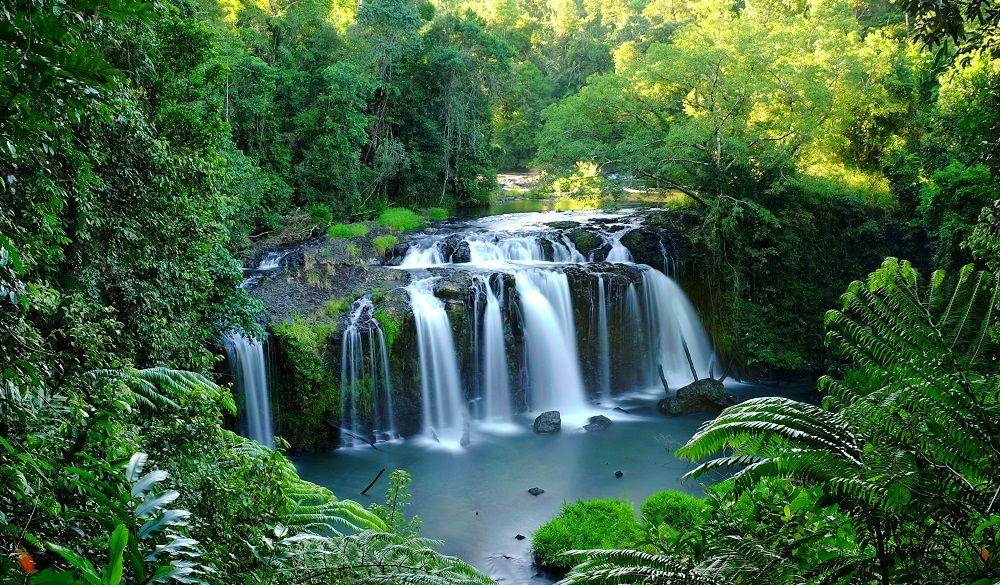 Waterfall near Cairns