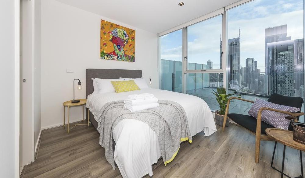 Canvas Suites on La Trobe, Melbourne cbd hotel