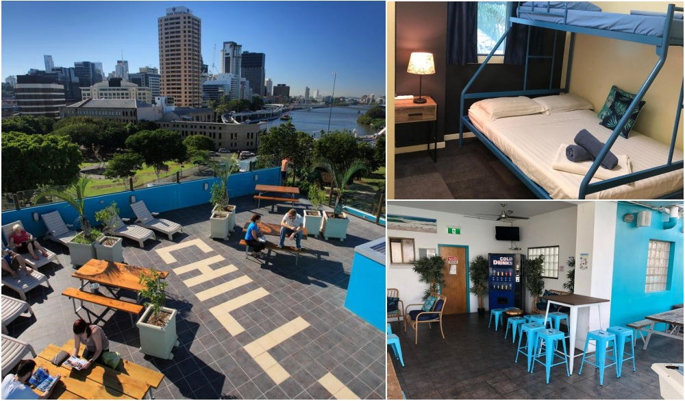 Chill Backpackers, Brisbane Accommodation