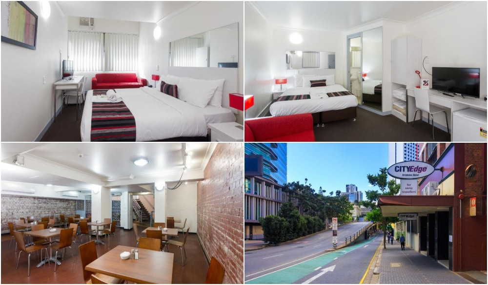 City Edge Brisbane Hotel, Brisbane accommodation