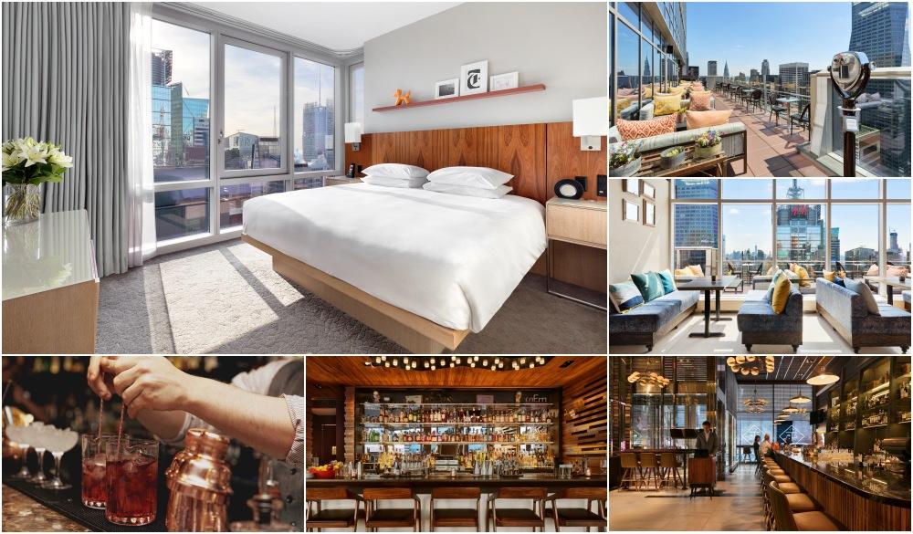 Hyatt Centric Times Square New York, luxury hotel in Manhattan