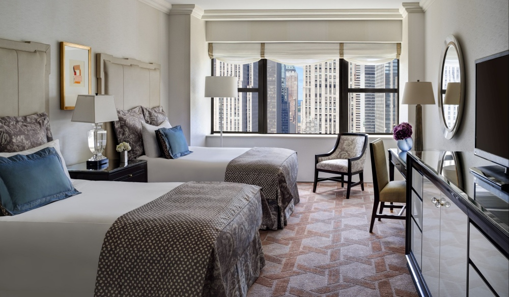 Lotte New York Palace, luxury hotel in Manhattan