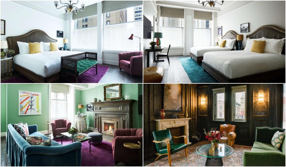 The Beekman, a Thompson Hotel, Luxury Hotel in Manhattan