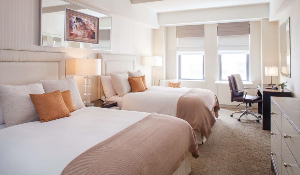 The Benjamin, luxury hotel in Manhattan