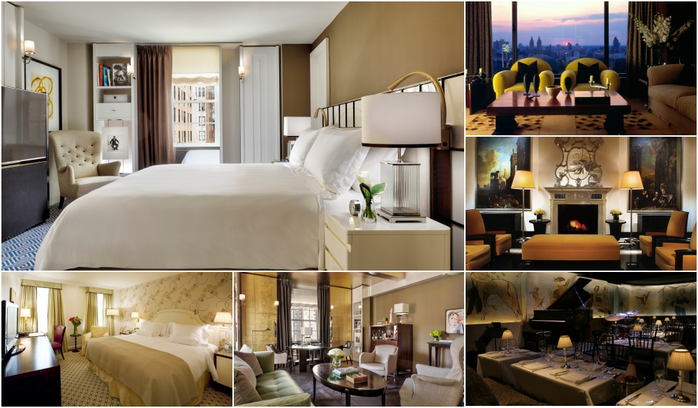 The Carlyle, A Rosewood Hotel, luxury hotel in Manhattan