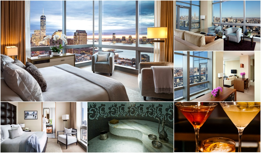 The Dominick Hotel, luxury hotel in Manhattan