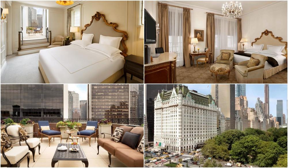 The Plaza New York City, Luxury hotel in Manhattan
