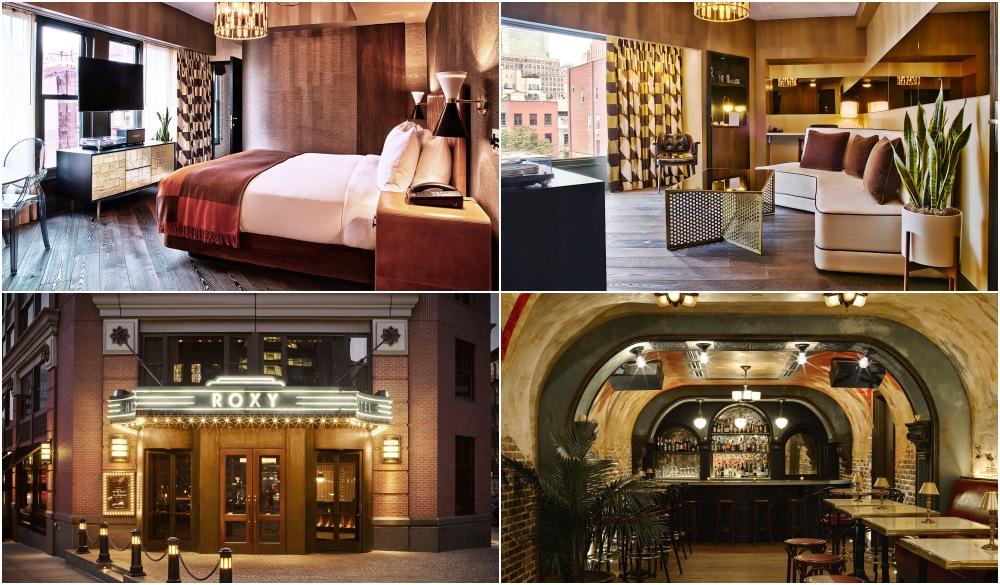 The Roxy Hotel Tribeca, Luxury hotel in Manhattan