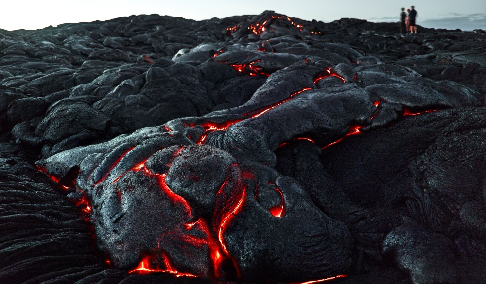 Hawai'i Volcanoes National Park, The Big Island
