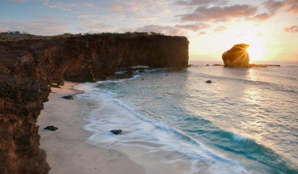 Lanai Sunset Resort Beach, Hawaii Islands to visit