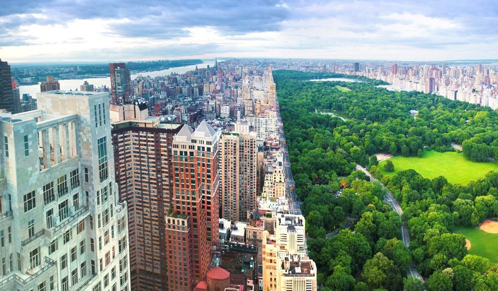 Manhattan - Trump International Hotel and Tower