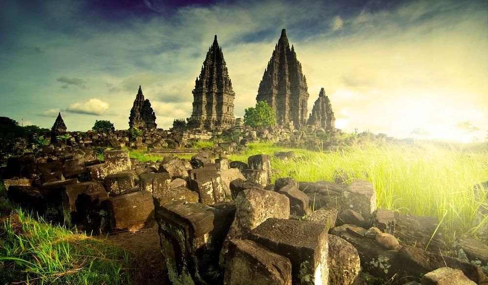 prambanan visit indonesia