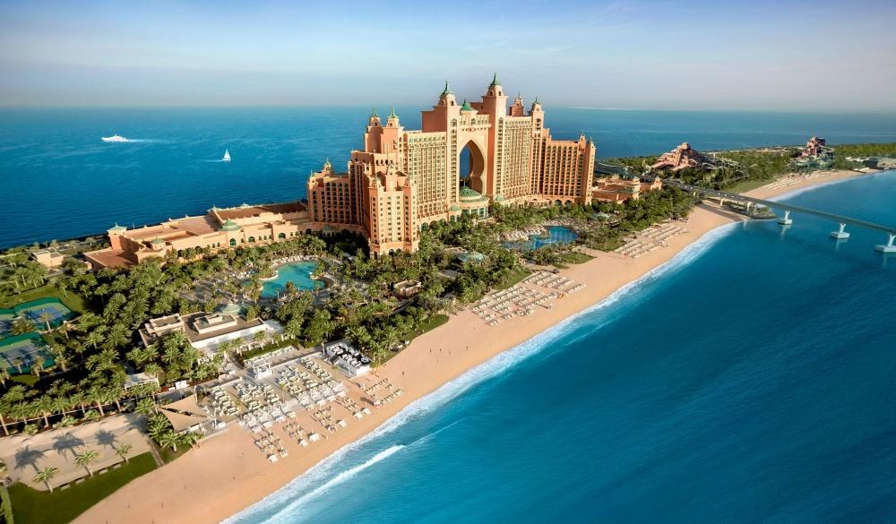 Atlantis The Palm, Family hotels in Dubai