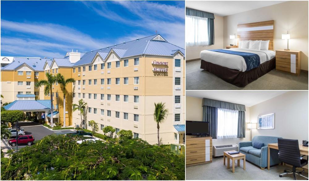 Comfort Suites Seven Mile Beach & Resort