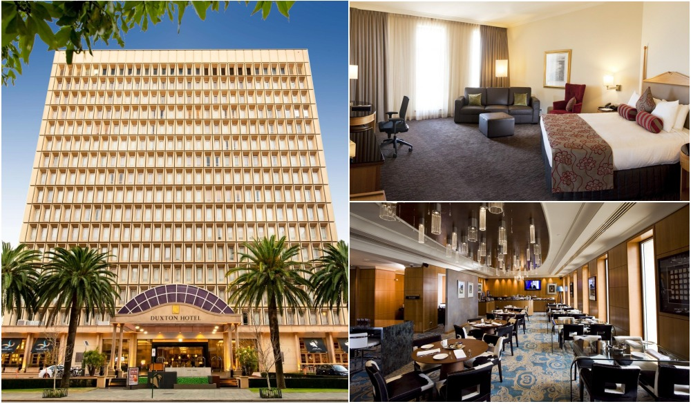 Duxton Hotel Perth, Visit Perth, Western Australia
