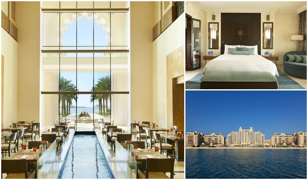 Fairmont The Palm, family hotel in Dubai