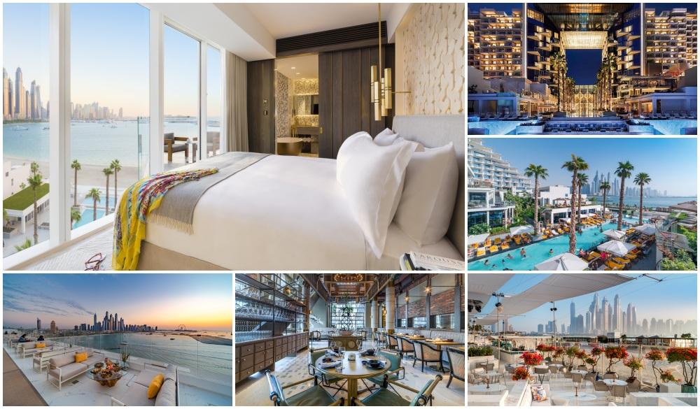 Five Palm Jumeirah Dubai, family hotel in Dubai